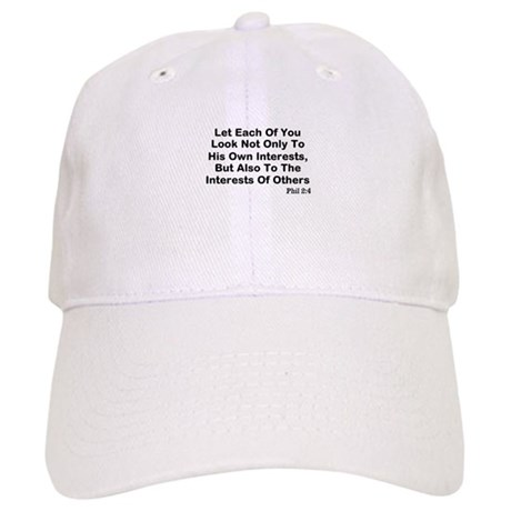 Interests Of Others Cap