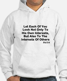 Interests Of Others Hoodie