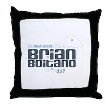 MusicNotes Boitano Throw Pillow