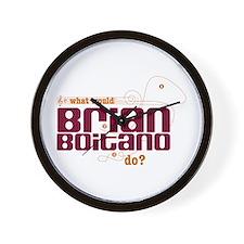 MusicNotes Boitano Wall Clock