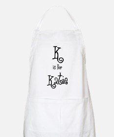 K Is For Katie BBQ Apron