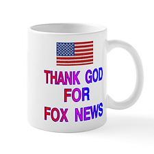 FOX NEWS Small Mug