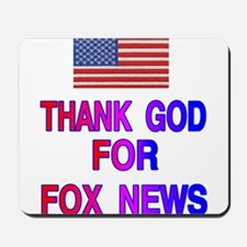 FOX NEWS Mousepad
