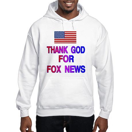 FOX NEWS Hooded Sweatshirt