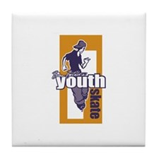 Youth Skate Tile Coaster