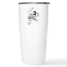 Chickadee Travel Coffee Mug