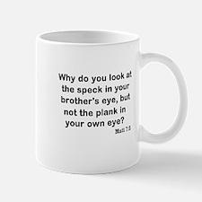 Brothers eye Mug