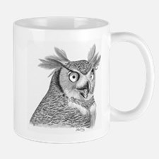 Great Horned Owl Mug