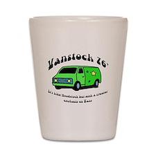 Vanstock 76 - That 70s Show Shot Glass