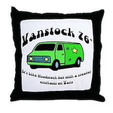 Vanstock 76 - That 70s Show Throw Pillow