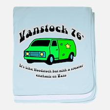 Vanstock 76 - That 70s Show baby blanket