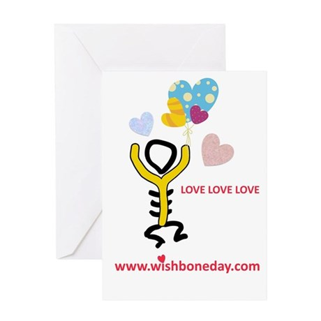 Just for Love Greeting Card