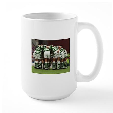 Celtic Huddle Large Mug