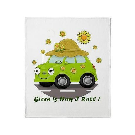 Hatwheel Hybrid Throw Blanket