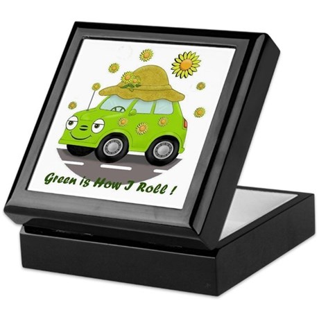 Hatwheel Hybrid Keepsake Box