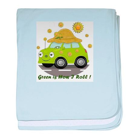 Hatwheel Hybrid baby blanket