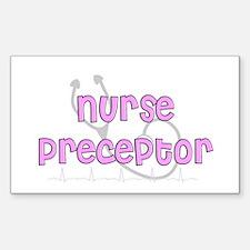 Nurse Preceptor Decal
