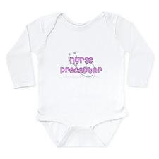 Nurse Preceptor Long Sleeve Infant Bodysuit