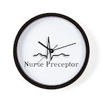 Nurse Preceptor Wall Clock