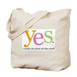 Funny Regular Canvas Tote Bag