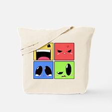 4Face Tote Bag