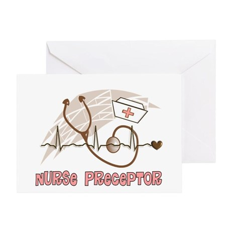 Nurse Preceptor Greeting Card