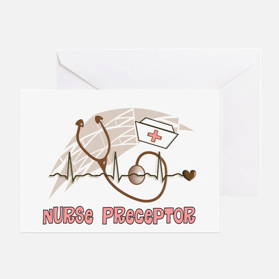 Nurse Preceptor Greeting Card