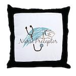 Nurse Preceptor Throw Pillow