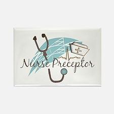 Nurse Preceptor Rectangle Magnet