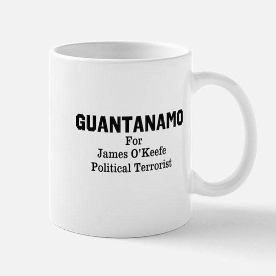 Guantanamo 4 O'Keefe Mug