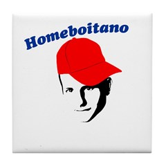 Home Boitano Tile Coaster
