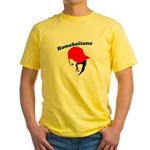Home Boitano Yellow T-Shirt
