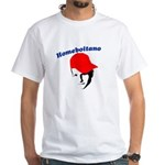 Home Boitano White T-Shirt