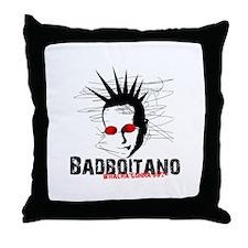 Bad Boitano Throw Pillow