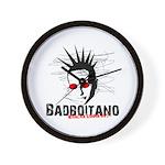 Bad Boitano Wall Clock