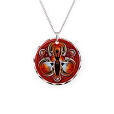 Goddess of the Red Moon Necklace