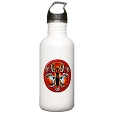 Goddess of the Red Moon Water Bottle