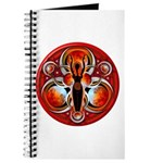 Goddess of the Red Moon Journal