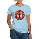 Goddess of the Red Moon Women's Light T-Shirt
