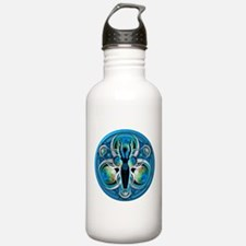 Goddess of the Blue Moon Water Bottle