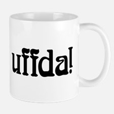 uffda.black Mugs