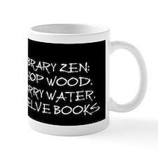 Library Zen Mug