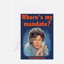 Mandate Greeting Cards (Pk of 10)