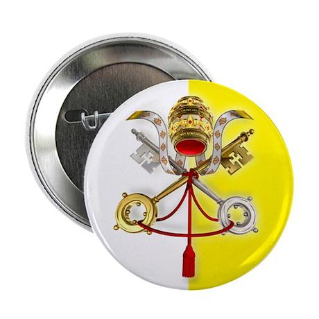 Vatican Insignia Button