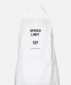 Speed Limit BBQ Apron