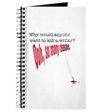Why would anyone... Journal