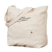 Richard Castle... Tote Bag