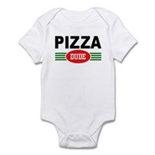 Pizza Dude Infant Creeper