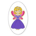 Fairytale Princess Sticker (50 Pk)