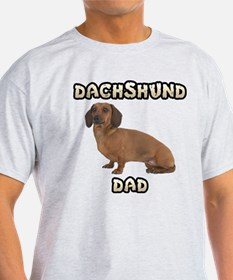 Dachshund Dad T-Shirt